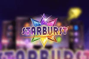 Starburst-spelautomat